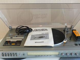 Skivspelare Panasonic SG-3000
