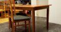 Bord och 4 stolar