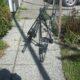 Thule cykelställ för Thule takräcke