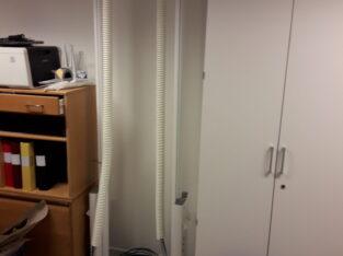 Bra kabelhantering i kontorslandskap