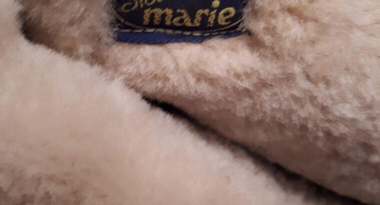 """Sköna Marie "" curlingkängor storlek 38=5(UK)"