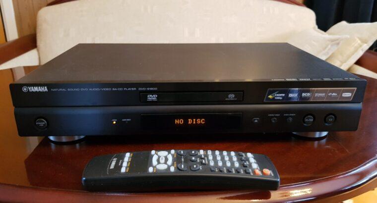 Yamaha DVD- S1800