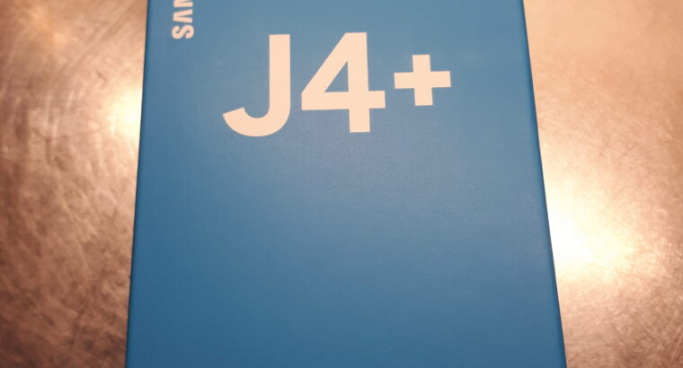 Samsung Galaxy J4+(2018) 32GB