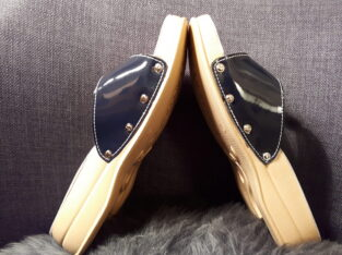 Sandal för hälsporre PF8 – Blå storlek 37