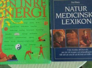 Bokpaket: naturmedicin m m