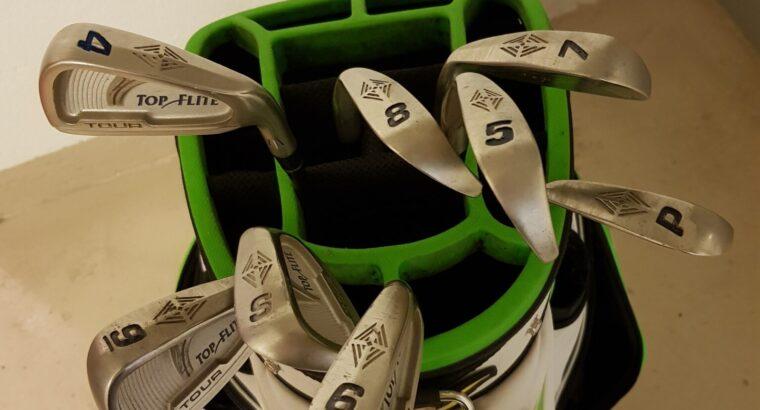 Golf, Dam, 14 klubbor Nybörjarset