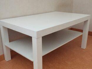 Vardagsrumsbord/tv-bänk