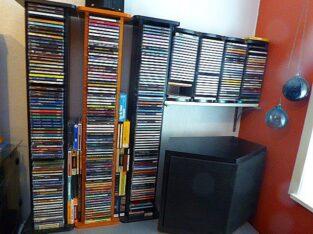 CD-ställ