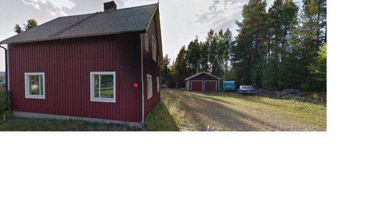 Vacker Stort Hus i Storsund, Norrbotten