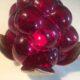 Åkerbäret hallonet smycken av Gunnar Muskos