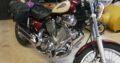 Motorcykel Yamaha Virago