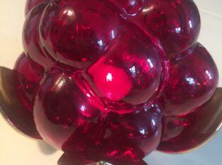 Gunnar Muskos lykta hallonet åkerbäret smycken