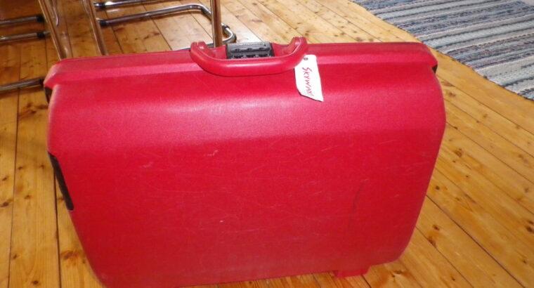 Samsonite resväska utan hjul