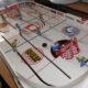 Hockeyspel Sverige-Finland