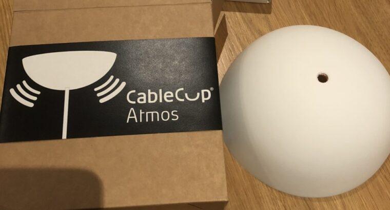 Cablecup Atmos – Takkopp med dimmer! Helt ny!