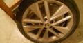 sommar hjul på alu fäljar nästan nya