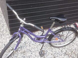Tjejcykel 20 tum