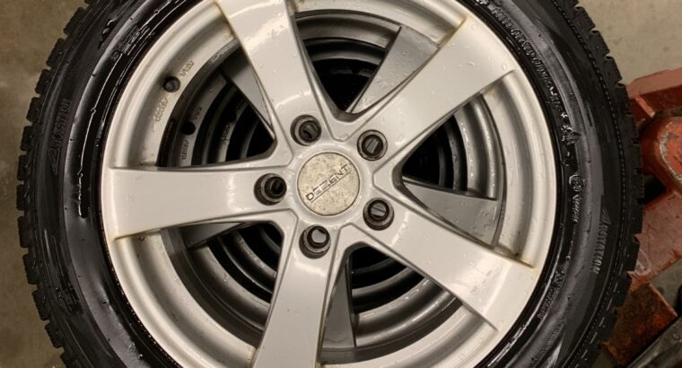 Vinterdäck Audi