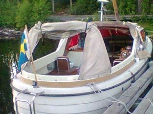 Snipa motorbåt till salu