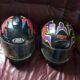 Moped/mc intergral hjälmar