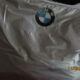 Bilöverdrag/kapell/silvergarage t BMW320