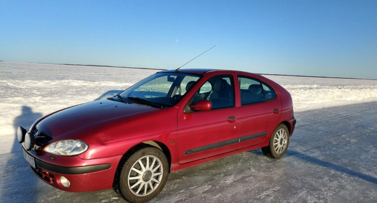 Säljes Renault Mégane