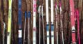 Diverse skidor