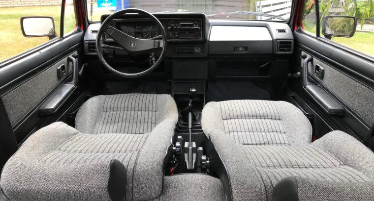 VW Golf -84