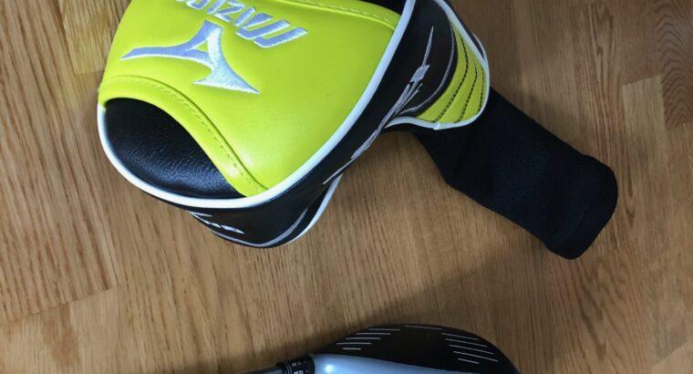 Golfklubba – Driver Mizuno (Dam)