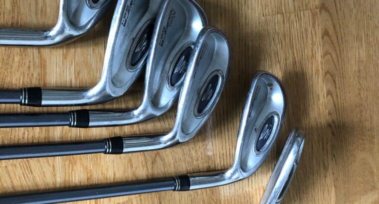 Golfklubbor – Järnset Wilson (Dam)