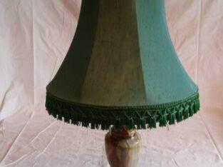 Lampa på fot