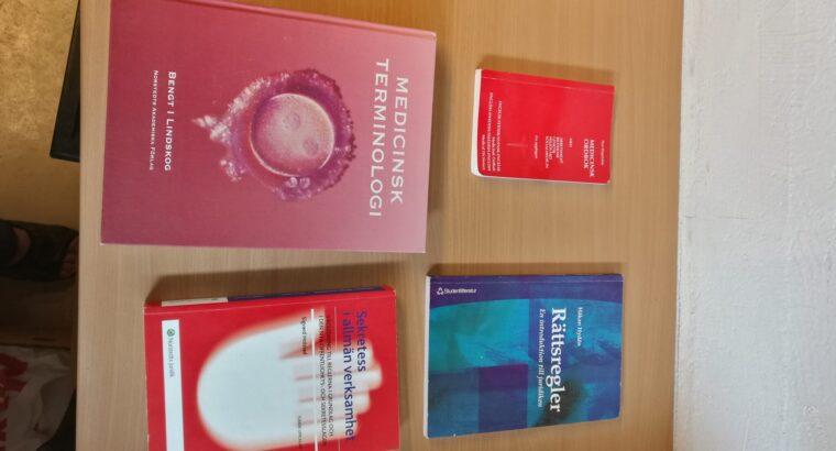 Studielitteratur Medininböcker