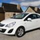 Opel Corsa 1.4 aut 1280 mil