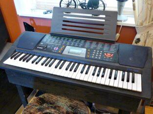Keyboard Casio Midi