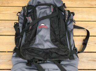 Multifunktionell ryggsäck