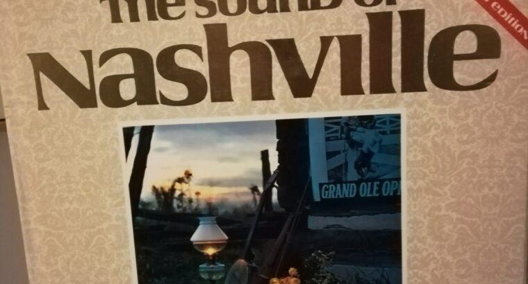 The sound of Nashville (Vinyl)