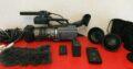Videokamera sony dsr-pd150p